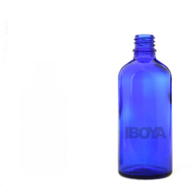 100ml Blue European Dropper Glass Bottle Essencial Oil Glass Bottle
