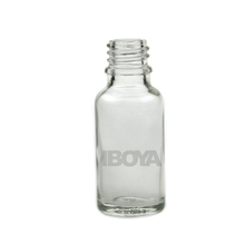 20ml Clear European Dropper Glass Bottle Essencial Oil Glass Bottle