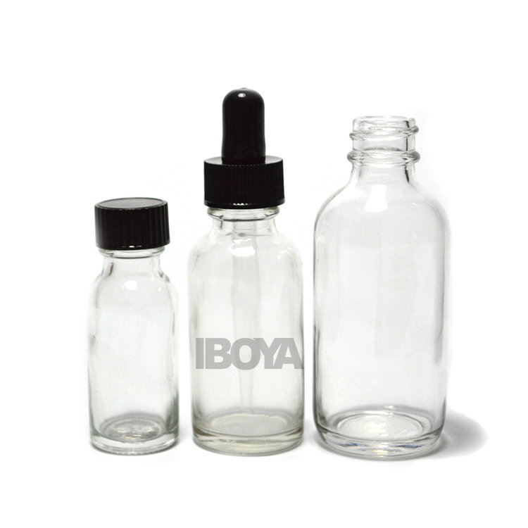 Clear Boston Round Bottles For Sale: Basics And Advantages